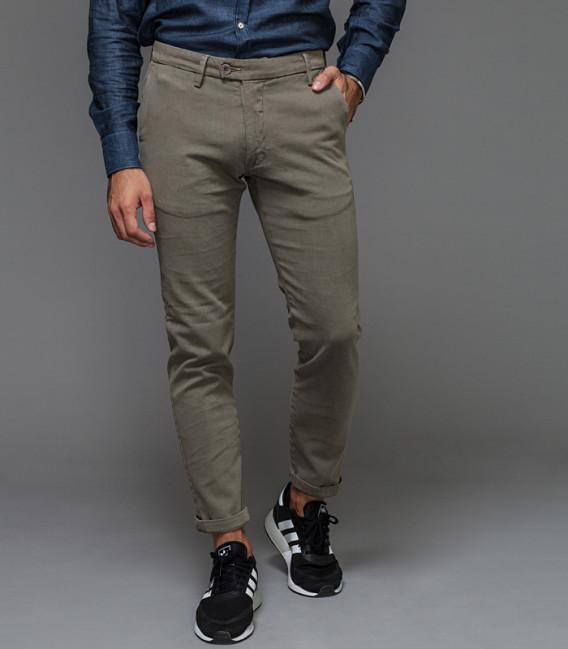 pantalón rombo