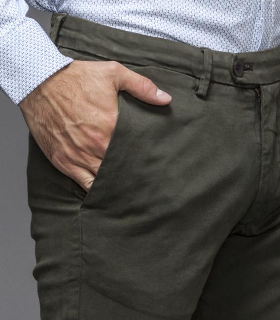 pantalón chino basico